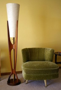 Get a Mid-Century Modern Style with Floor Lamps