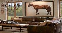 5 BEST WESTERN LIVING ROOM DECORATING IDEAS