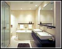 Refreshing and Relaxing Bathroom Interior Design