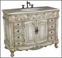 Antique Bathroom Vanities: Highly Hand-Crafted and Carved ...