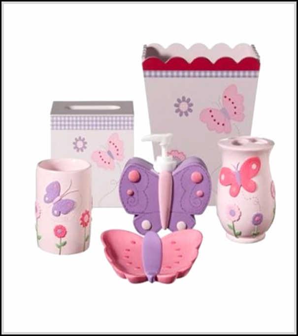 Girls Bathroom Accessories For Kids