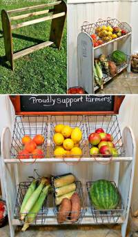 15 Insanely Cool Ideas for Storing Fresh Produce ...