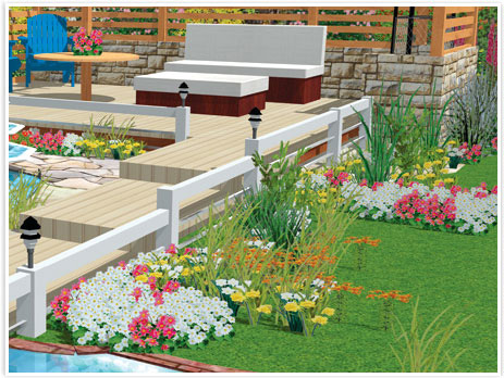 Garden Design Software Virtual Architect - garden irrigation design