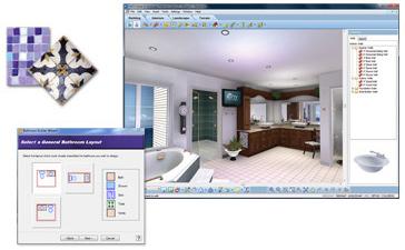 Bathroom Design Software | Virtual Architect