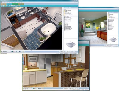 HGTV ® Software allows you to easily view 3D Virtual Tours ...