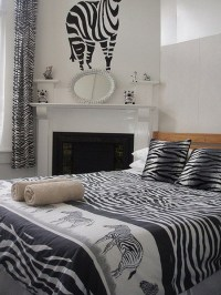 More Ideas on Using the Zebra Print for the Interior ...