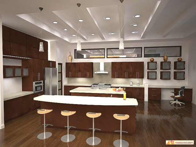 All Lighting ideas for the modern kitchen revealed Interior - modern kitchen lighting ideas