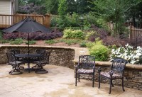 Walls terraces pretty walls planter boxes seating terraced ...