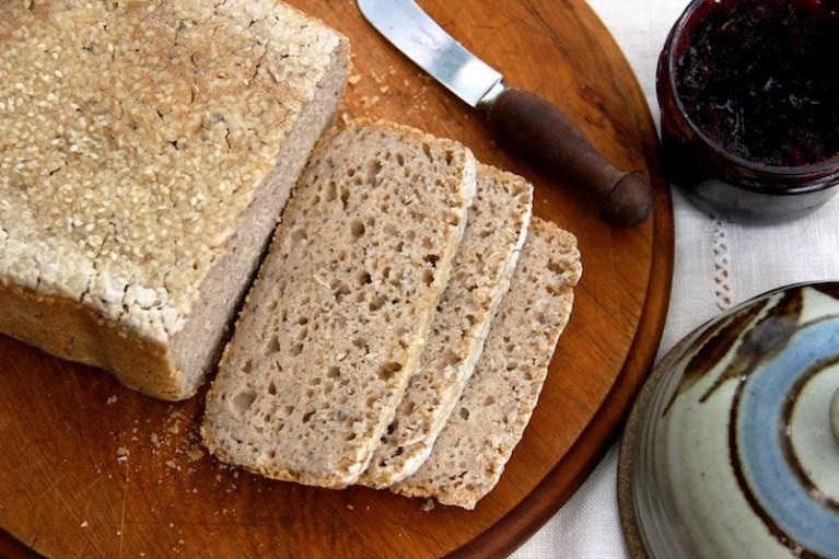 Nicola's No-Knead Sourdough Bread   Homegrown Kitchen