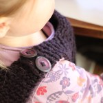 {CRAFT} KNITTED PEBBLE VEST + A Video