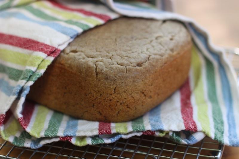 7-minute Sourdough Bread | Homegrown Kitchen