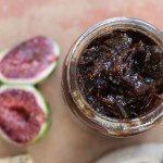SLOW-COOKED FIG & LEMON CONSERVE