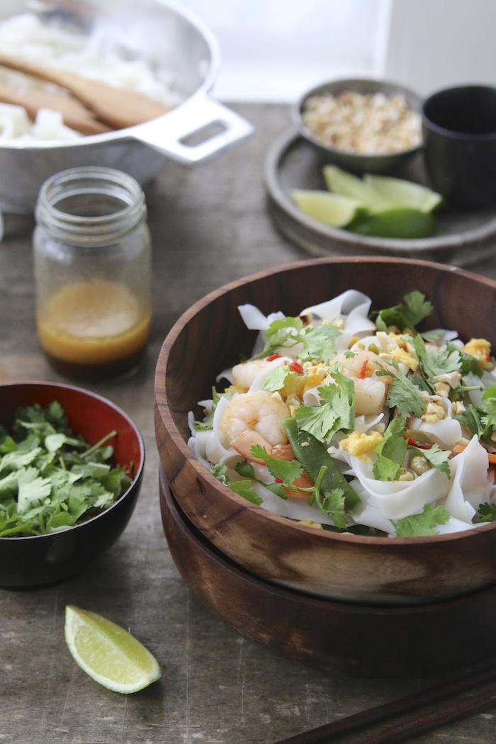 30 Minute Pad Thai   HOMEGROWN KITCHEN