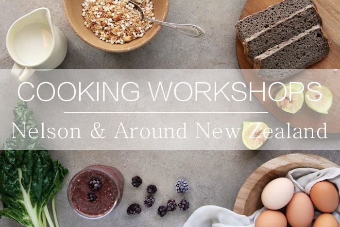 cooking workshops