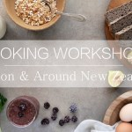 COOKING WORKSHOPS + Strawberry & Hazelnut Chocolate Cups