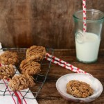 CHOCOLATE CHIP CHICKPEA COOKIES + Sweet & Simple Book Giveaway