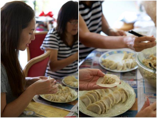 Making Dumplings | HOMEGROWN KITCHEN