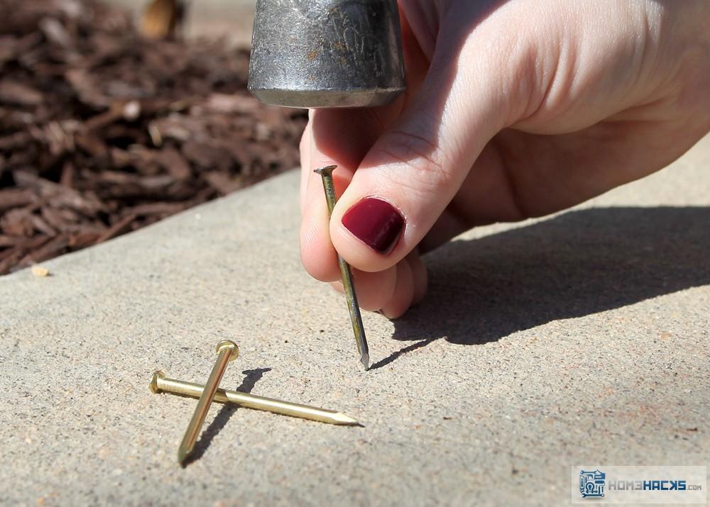 Blunt Nails To Avoid Wood Splitting Homehacks