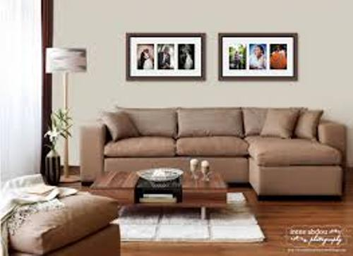 How To Arrange 2 Large Pictures On A Wall: 5 Ideas for