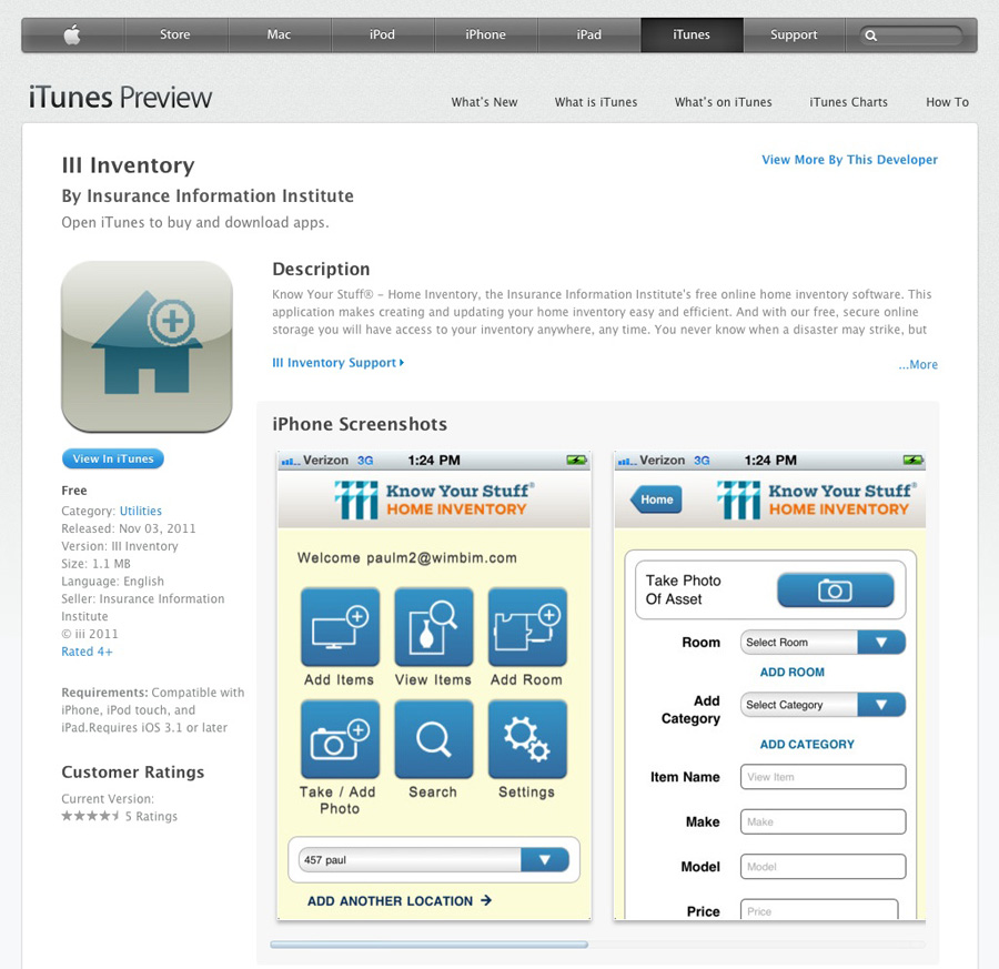 Best Home Inventory Apps on the Market