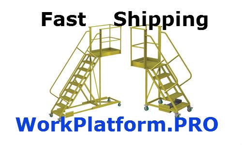 Rolling Cantilever Platform Cantilever Rolling Ladders
