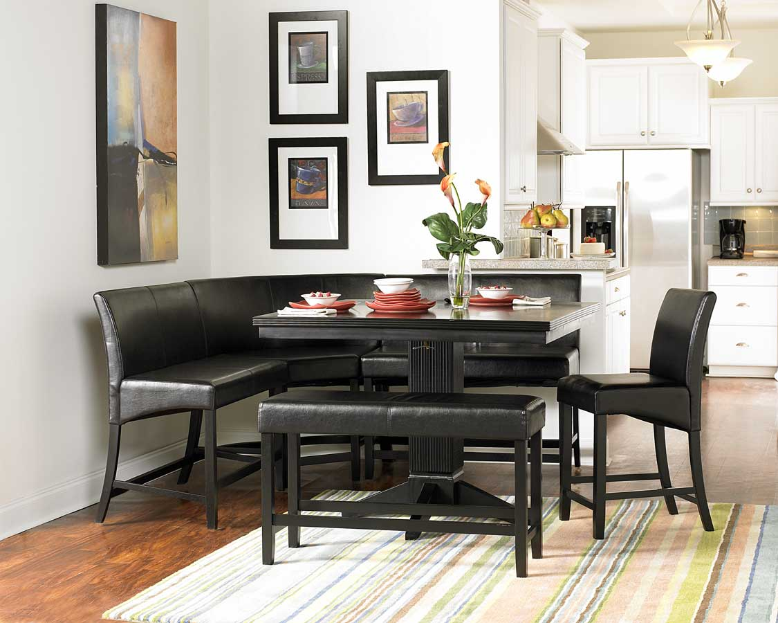 Homelegance Furniture Papario Counter Height Dining Table 36 p counter height kitchen table Homelegance Papario Counter Height Dining Table