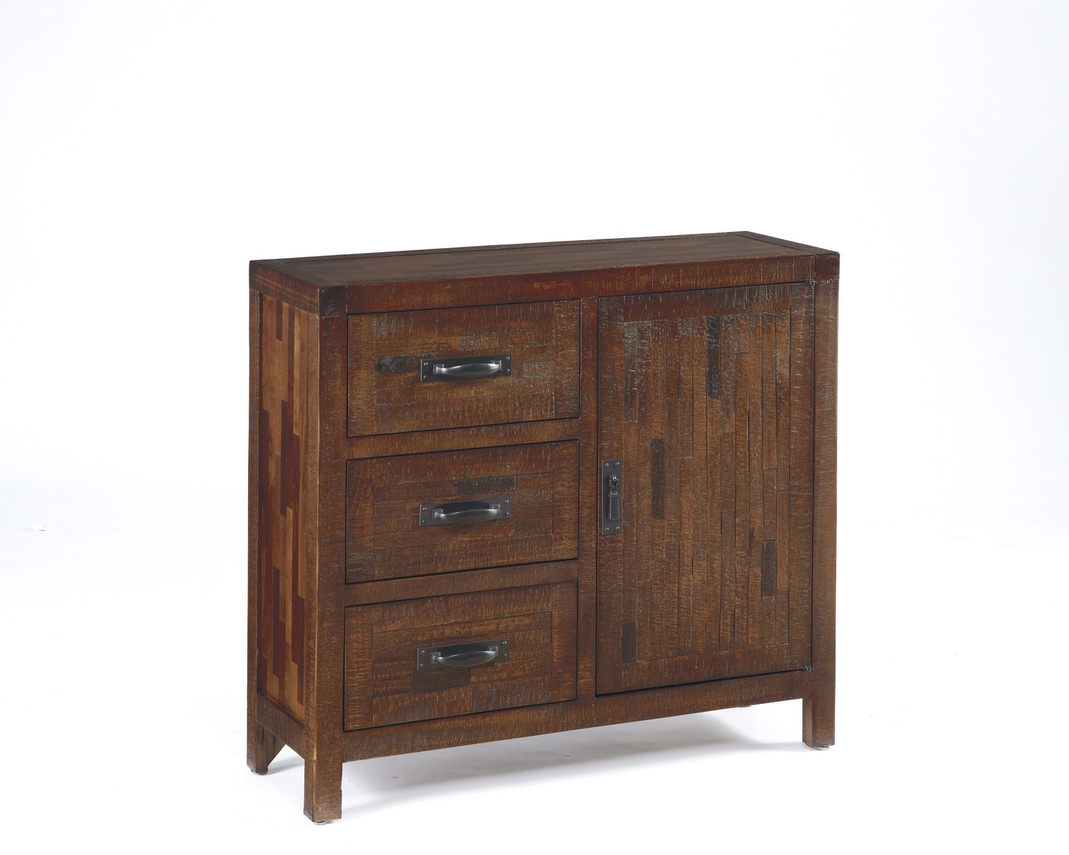 Ashley Rustic Accents Accent Cabinet ASHLEY