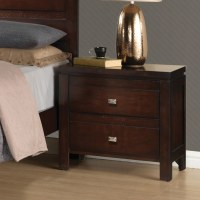 Coaster Cameron Bedroom Set - Cappuccino 203491-Bed-Set at ...
