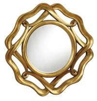 Coaster 901793 Mirror - Gold 901793 at Homelement.com