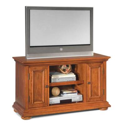 Home Styles Homestead TV Stand 88-5527-09 at Homelement.com