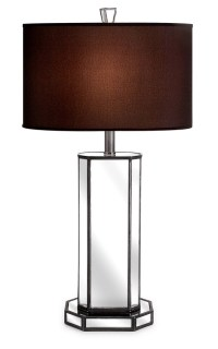 IMAX Mirror Base Table Lamp 7501   Homelement.com