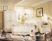 Lea Jessica McClintock Romance Sleigh Bed