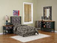 Powell Cameron Bedroom Set PW-335-SET at Homelement.com