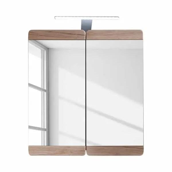 Miroir Salle de Bain  LE Guide Ultime - Meuble Avec Miroir Pour Salle De Bain
