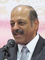 駐日インド大使のスジャン・R・チノイ氏