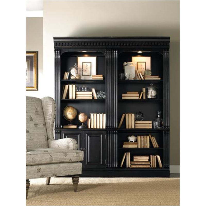 370 10 446 Hooker Furniture Telluride Bunching Bookcase