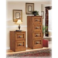 H214-14 Ashley Furniture Home Office 4- Drawer File Cabinet