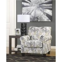 7800021 Ashley Furniture Makonnen - Charcoal Accent Chair