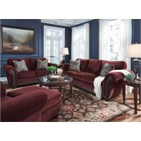 Burgundy Couch Living Room The - Modern home design ideas