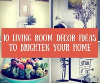 10 Living Room Decor Ideas To Brighten Your Home - Homelovr