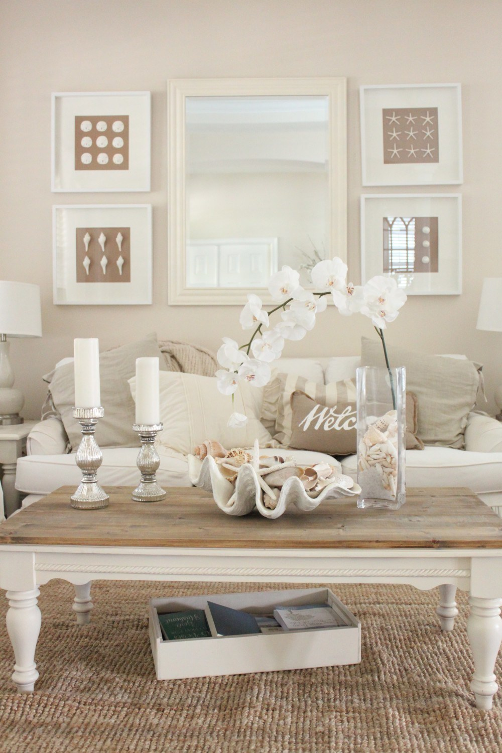 10 Living Room Decor Ideas To Brighten Your Home