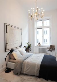 40 Minimalist Bedroom Ideas | Less is More - Homelovr