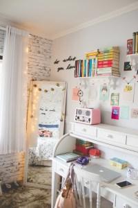 23 Stylish Teen Girls Bedroom Ideas - Homelovr