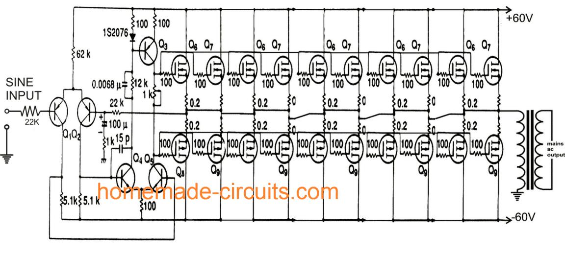 circuit diagram level 1