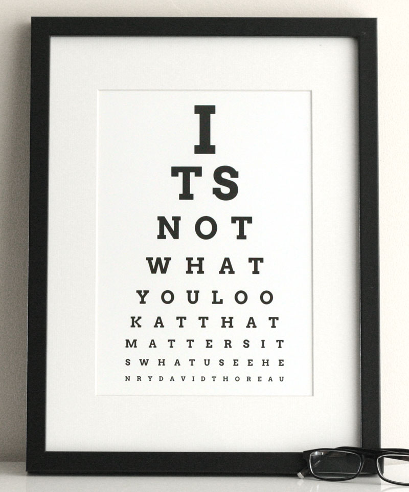 Free Eye Chart Maker - Create Custom EyeCharts Online - eye chart template