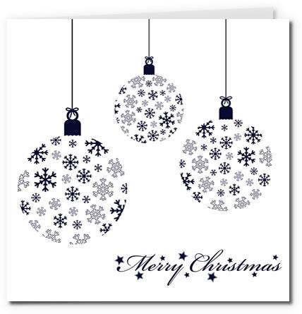 Free Printable Xmas Cards Gallery - christmas cards black and white