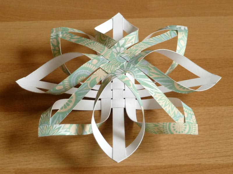 How to Make a Star Christmas Tree Ornament - Step by Step Homemade - christmas star decorations