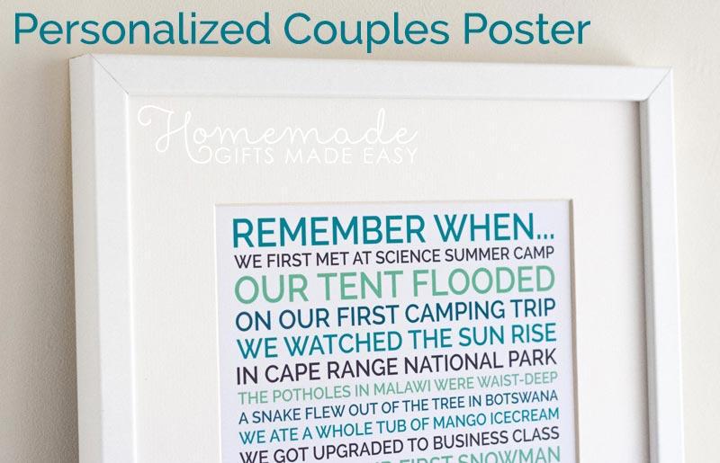Creative Boyfriend Gifts - homemade coupons for boyfriend ideas