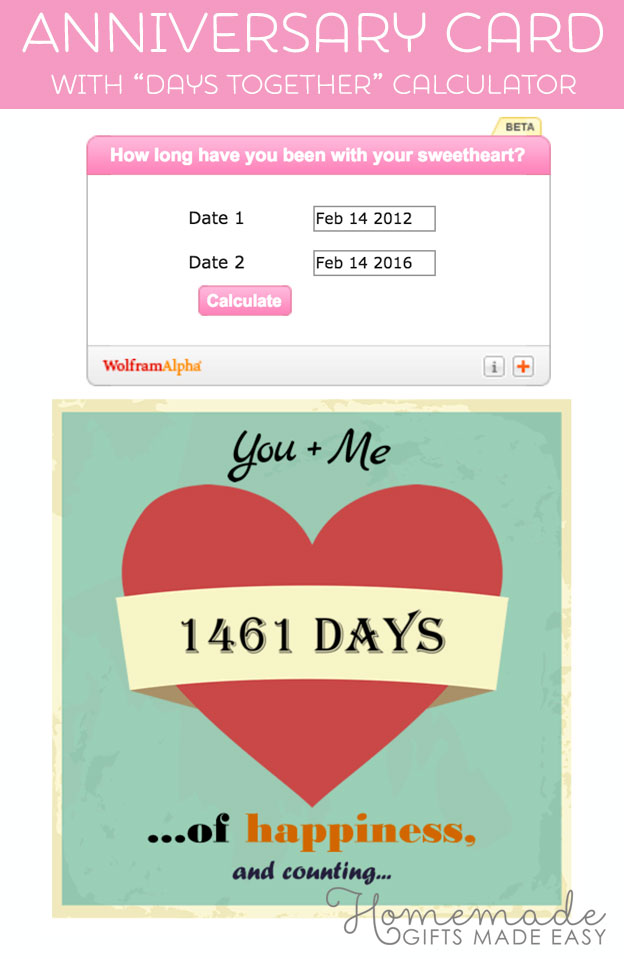 Wedding Anniversary Gifts - free printable anniversary cards for her