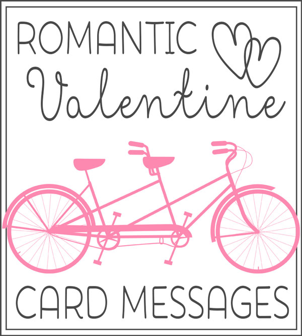 Best Valentine Card Sayings  Messages - valentines cards words